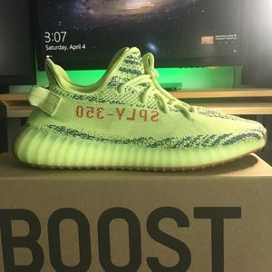 Adidas Yeezy Boost 350 v2 Frozen Yellow (Size: 10)